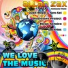 Allan Zax - We Love The Music (instrumental mix) preview