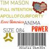 Tim Mason vs Full Intention vs Apollo440 - Love America Anima Power (J Black July 4th Mashup)[Snip]