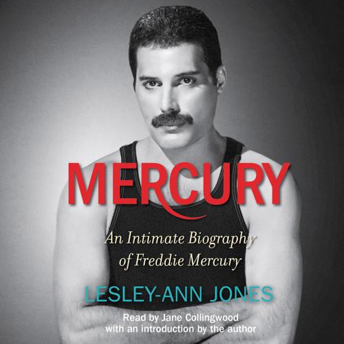 Mercury Audio by Lesley-Ann Jones