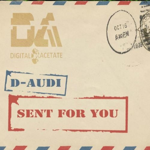 Sent For You - Visible Sound Remix (out now on Digital Acetate)