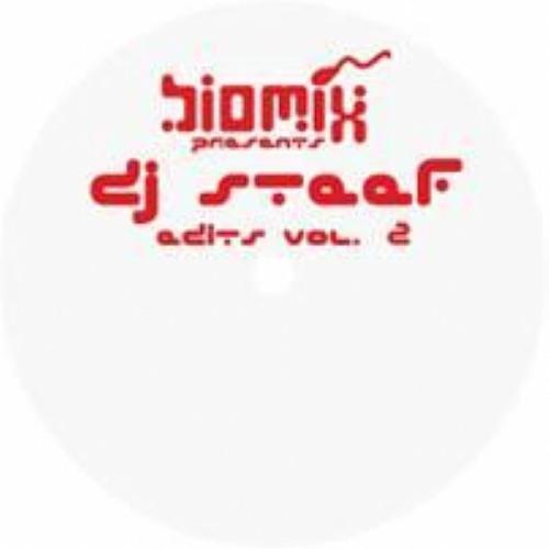 Dj Steef_B2 - Biomix presents Dj Steef Edits Vol.2 (vinyl only)