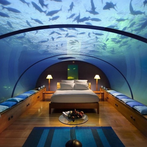 Underwater Bedroom Mix