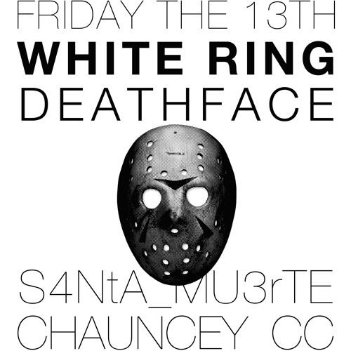 WHITE RING - fri 13th mix
