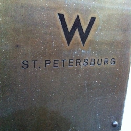 MICK ZAKON @ W HOTEL ST. PETERSBURG 8.7.12