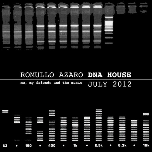 DJ ROMULLO AZARO :: DNA-HOUSE :: 07 2012