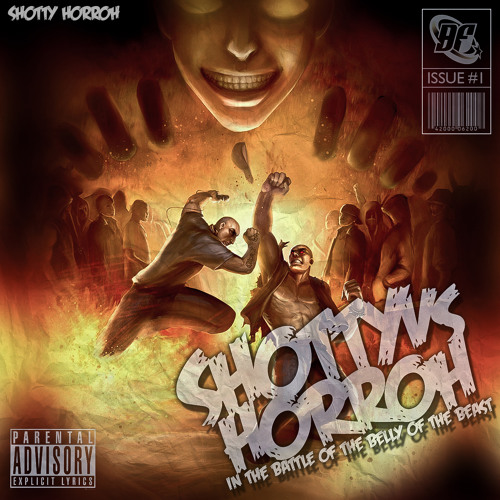 Thumbnail Shotty Horroh Zombie Official Earcrack Coolv Approved