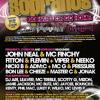 DJ John Neal - MC Finchy & Race (SOPRANOS GO HARD ''Or'' GO HOME Live Set)