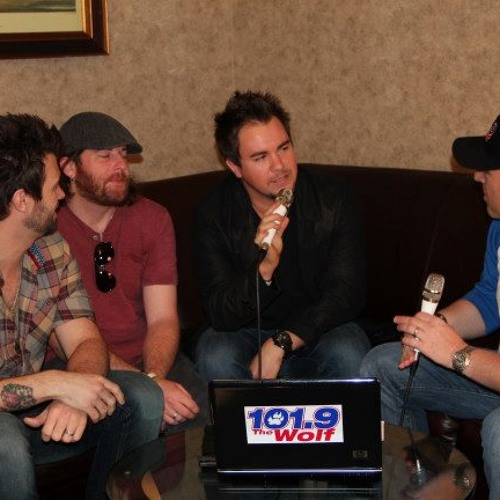"""Behind the Mic with The Eli Young Band as """"Even if it Breaks Your Heart"""" goes to #1"""