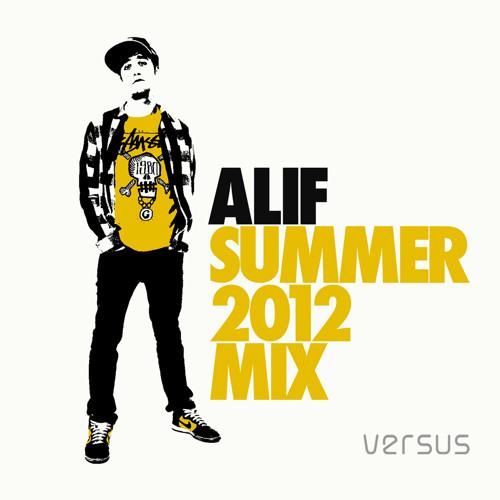 ALiF - Summer 2012 Mix