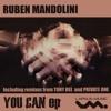 Ruben Mandolini - Papaveri e Papere (Tony Dee Remix) CUT 192 kbps