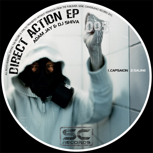 Adam Jay & DJ Shiva - Direct Action EP - SC05