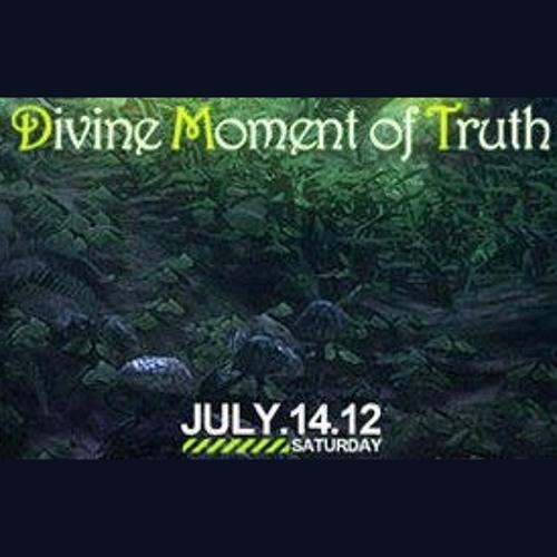 Alcrani - Divine Moment of Truth 3 - Preview Mix