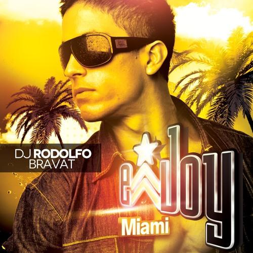 DJ RODOLFO BRAVAT - E*JOY MIAMI SESSION MIX (JUL'12)