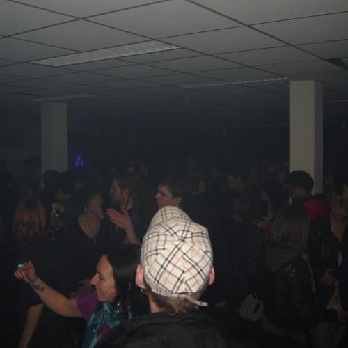 (TS) Tunnel Syndroom Soundsystem - Dimi Angélis 23-01-2010