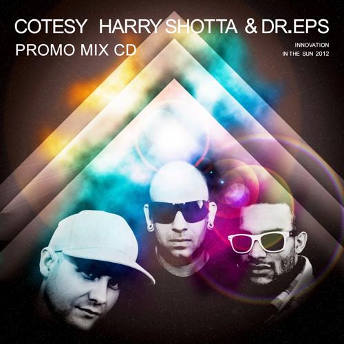 COTESY, HARRY SHOTTA, DR. EPS PROMO MIX CD