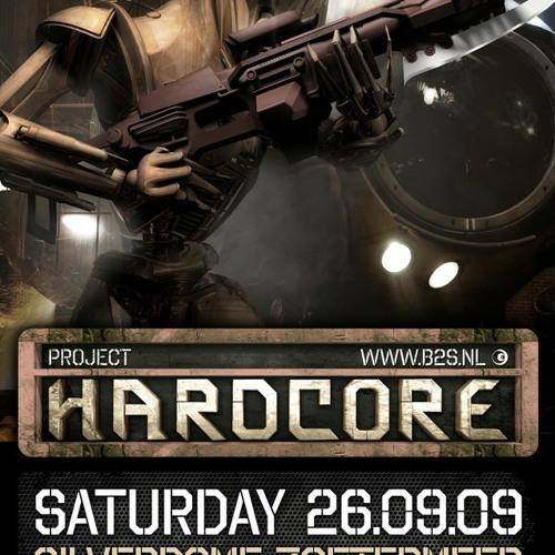Partyraiser - Project Hardcore 2009