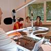 firefairies in studio la clandestino.fm