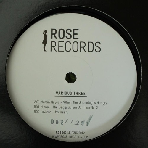 Rose Records - Various Three