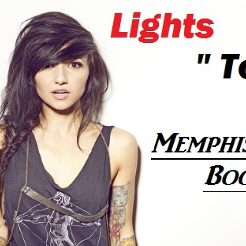 """Lights """" Toes """" ( Nyark Bootleg )"""