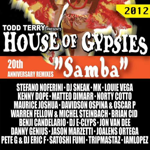 Samba Todd Terry ( IAMLOPEZ LOST IN DRUMS MIX )