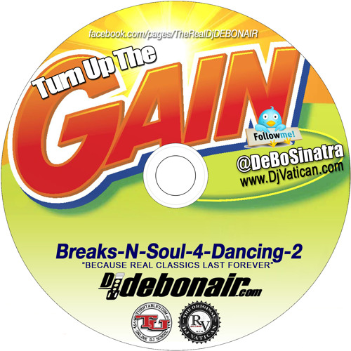 Dj Debonair - Turn UP the GAIN (Breaks-N-Soul-4-Dancing-2) + www.DjVatican.com