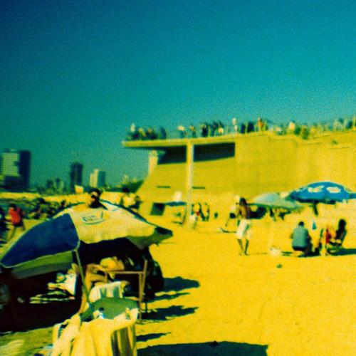 Deep, Hot & Wet in Tel-Aviv