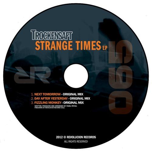Trockensaft  - Day After Yesterday [Revolution Records 065]
