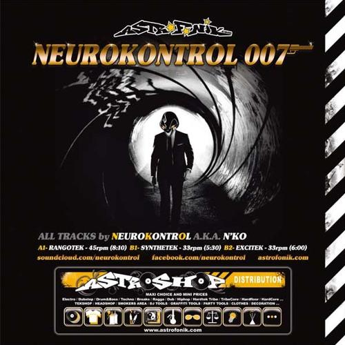Neurokontrol 007 - Synthetek (BeetleJuice Theme)(FREE DL 2011)