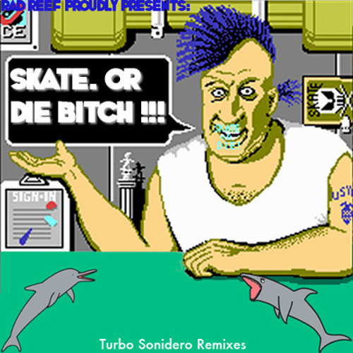 ZachG - Skate Or Die Bitch (Sonidero Remix Instrumental) Free Tumbia Fridays #4