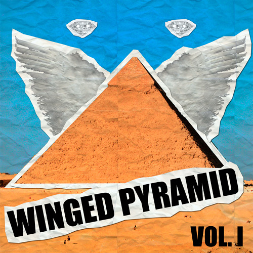 German Ampiee - Winged Pyramid