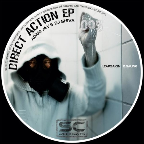 Adam Jay & DJ Shiva - Direct Action EP [SC05]