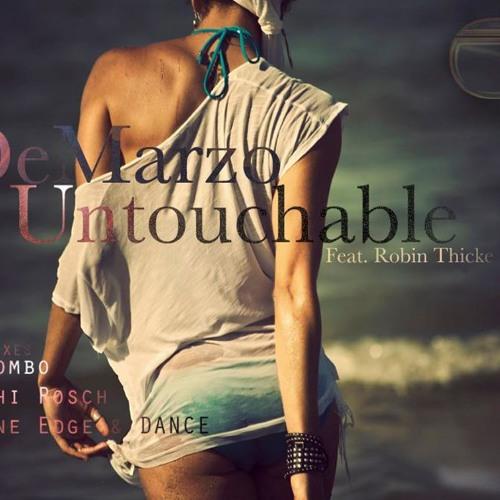 DeMarzo - Untouchable Feat. Robin Thicke - kolombo rmx - Digital Delight