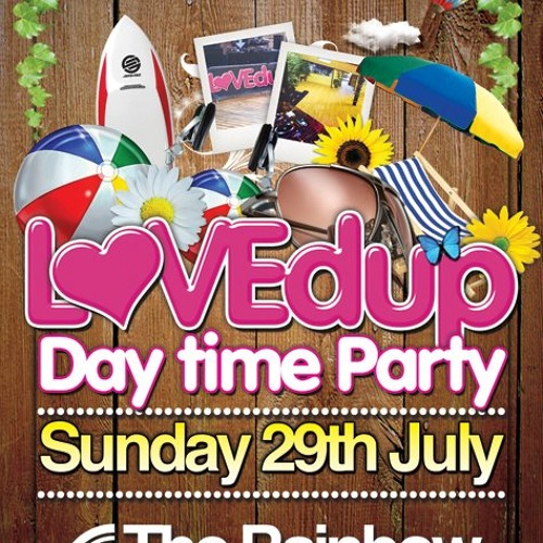 LOVEdup Day time Pre Party Mix by Jason Stafford