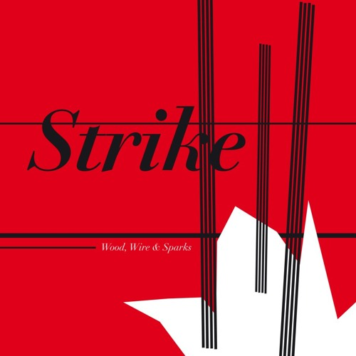 STRIKE - The revenge of the instrument (LP, MonotypeRec, 2012)