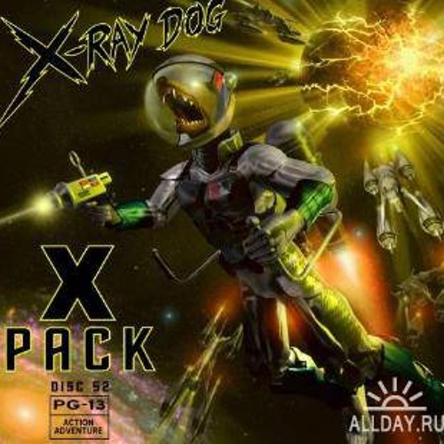 X-Ray Dog - Black Ice