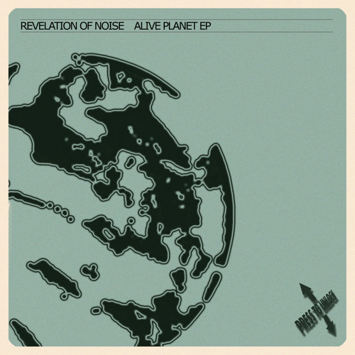REVELATION OF NOISE-Alive planet (original mix)