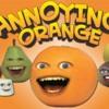 Annoying Orange- He Will Mock You (wake up voice)