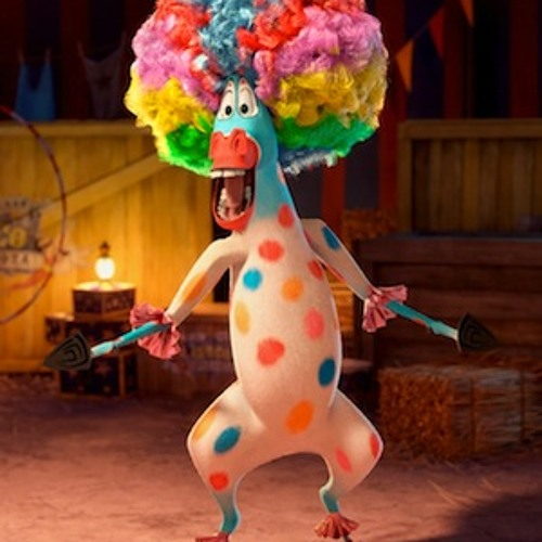 Polka Dot Circus Theme (My Part)
