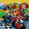 Super Mario Kart - Rainbow Road