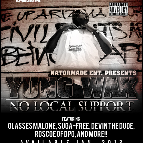 @YungWax feat @RoscoeDPG and Cali Black - Ooh Wee