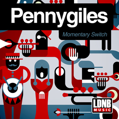 Pennygiles - momentary switch (LDNB)