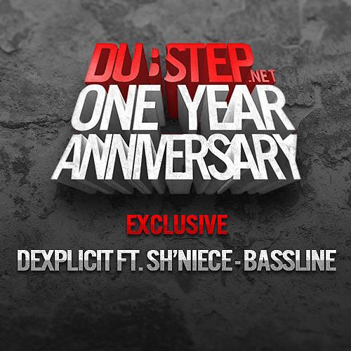 Bassline ft. Sh'Niece by Dexplicit - Dubstep.NET Exclusive