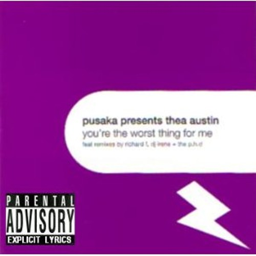 "Pusaka - ""You're The Worst Thing For Me"" (Chris Cox And DJ Irene Club Mix) EXPLICIT"