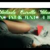 No Estar Junto A Ti- Belinda Estrella Blanco Portada del disco
