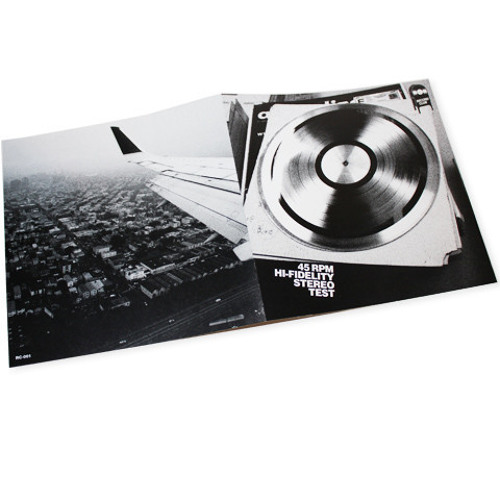 Record Club SNIPPET / Hi-Fi Vinyl Test / 45 Now Available!