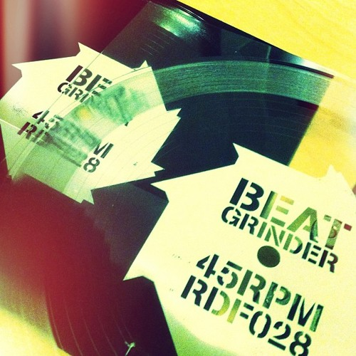 Beat Grinder - Damu The Fudgemunk (Vinyl Soundsheet OUT NOW)