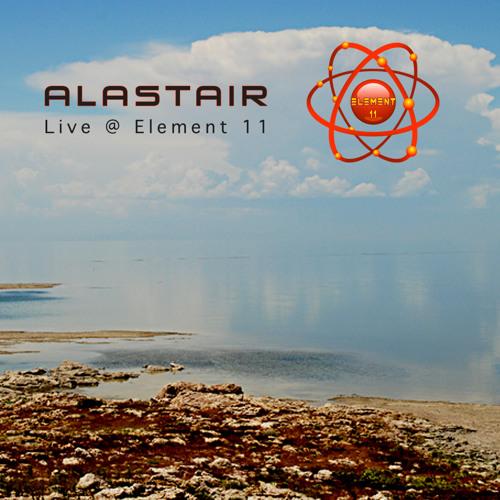 Alastair - Live Set (7/14/12) @ Element 11 Festival