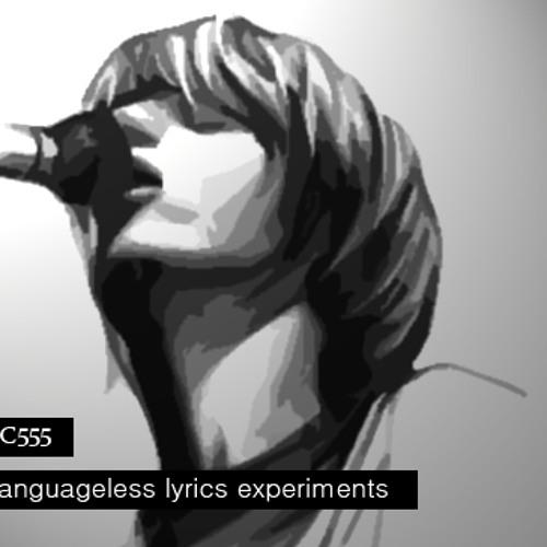 """my love , don't go "" ( languageless lyrics experiment )"