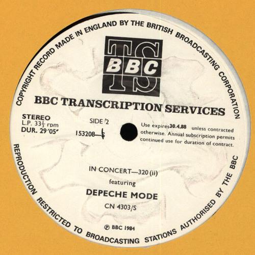 Depeche Mode - Hammersmith Odeon 1984 BBC - 01 Something To Do