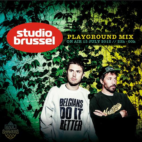 Soul Shakers - STUBRU Playground mix 1